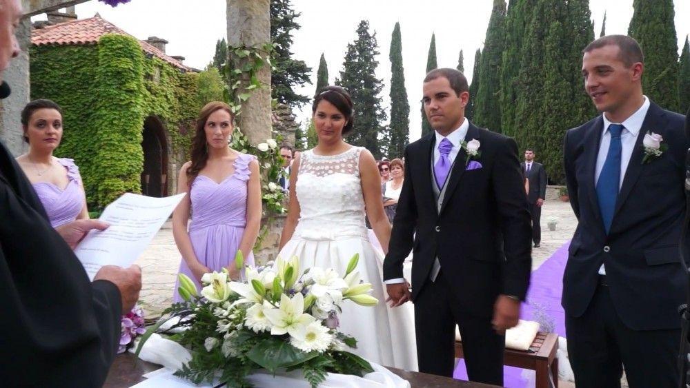 Boda Carla & Joaquín (vídeo)