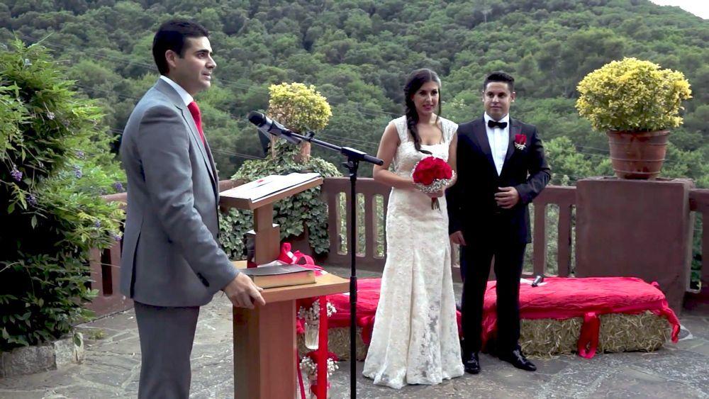 Boda Raquel & Fabri en Vallromanes (vídeo)