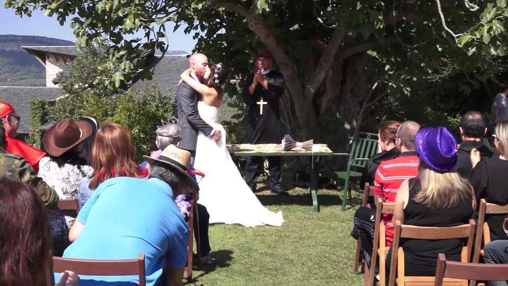 "Vídeo boda en ""El Folló"", Tagamanent"