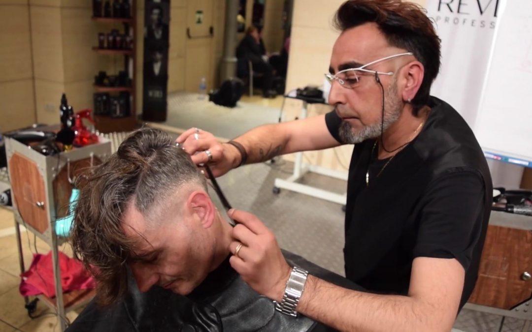 Curso de peluquería en Vídeo   Peluqueros Macias