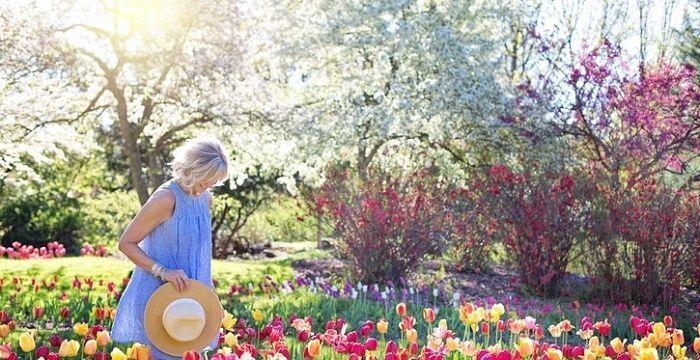 Fotos en primavera mejor hora