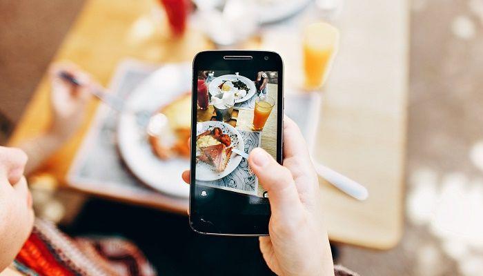 Tomar foto a comida con el movil consejos