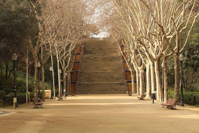 Parques de Montjuic
