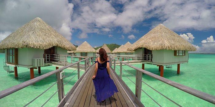 Bora Bora Polinesia Francesa
