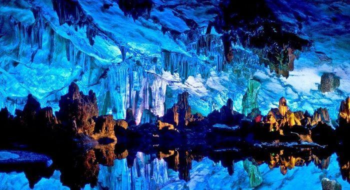 Cueva de la Flauta de caña China