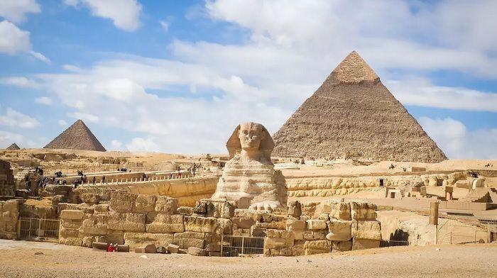 Pirámides de Guiza Egipto