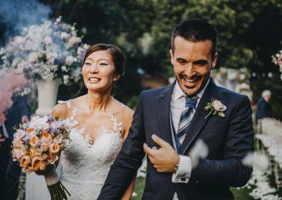 Fotos de boda Byoli y Manel en Can Magí
