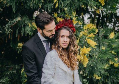 Fotos boda de invierno 2018/19