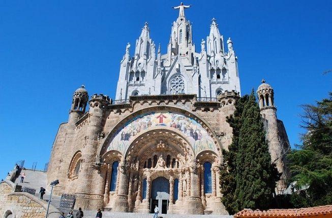 Templo Expiatorio del Sagrado Corazón de Jesús Barcelona