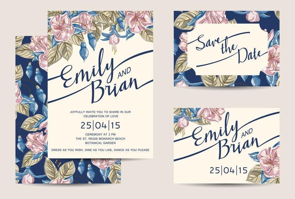 3 ideas para hacer invitaciones de boda creativas
