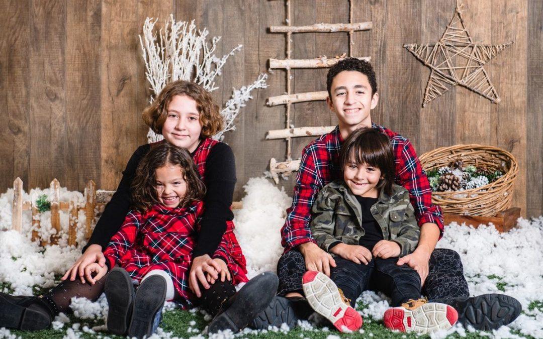 Fotos de Navidad (Carmen y familia)